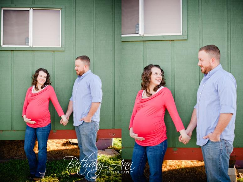nashville photography  Ashley & Justin   Maternity Session #2